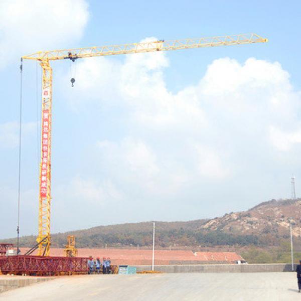 Hongda Fast Erecting Overhead Tower Crane #1 image