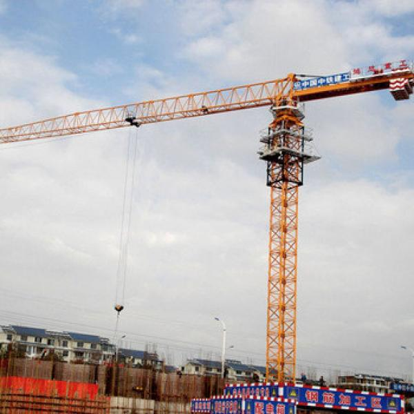 China Construction Machinery Tip Tower Crane #1 image