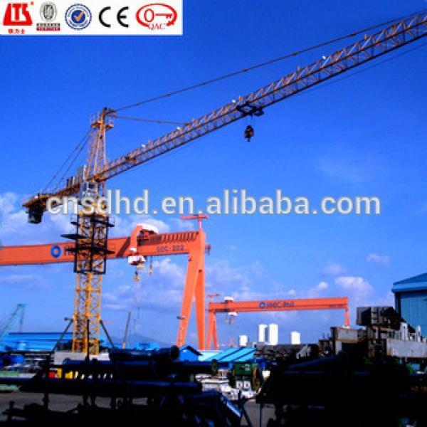 QTZ160(6516) 10Ton Loading Capacity Tower Crane #1 image