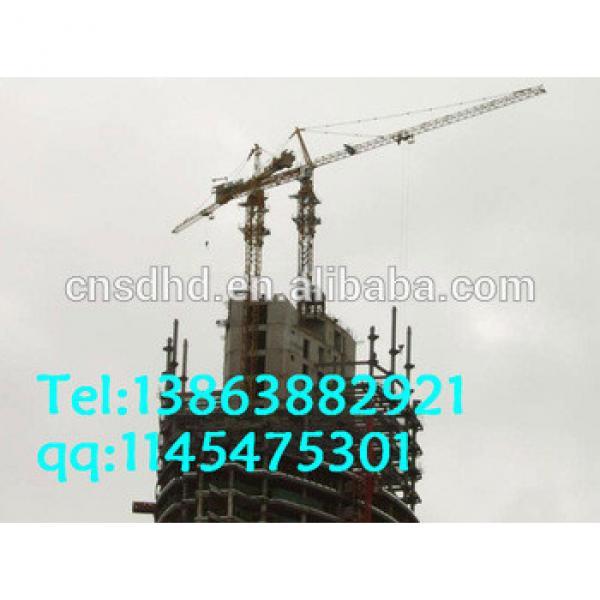 6t Inside Climbing Tower Crane Inner Climbing Crane #1 image