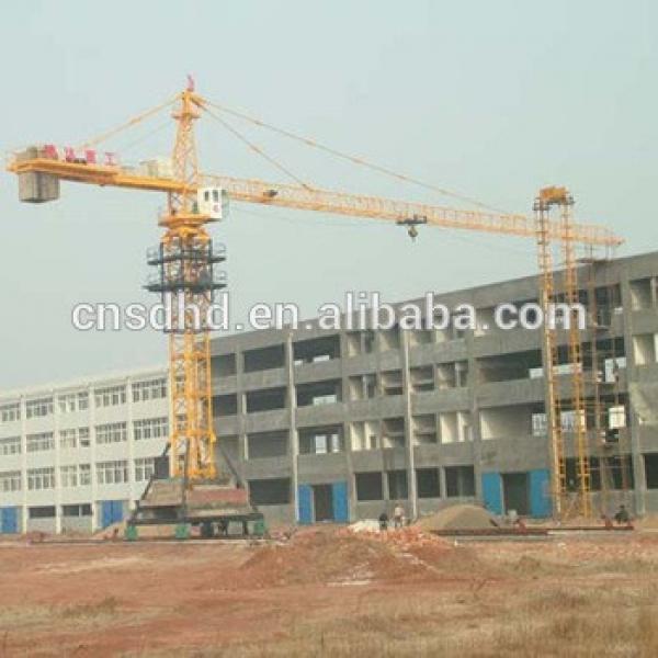 16t large tower hoist cranes machine for sale #1 image